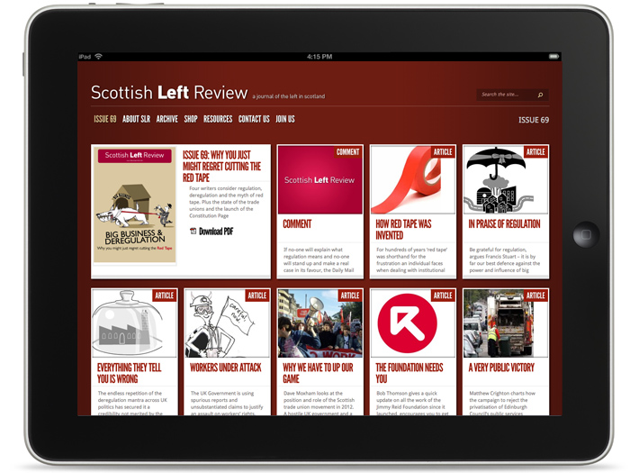 Scottish Left Review
